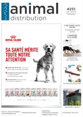 Couverture Animal Distribution n°251
